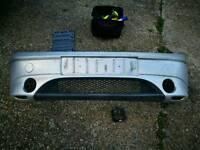 Mk5 fiesta zetec s front bumper
