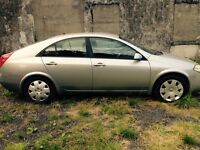 Looking to sell a Nissan primera for parts
