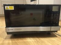 Sharp Steamwave Microwave Oven