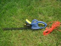 hedge trimmer extreme 550wt 55 cm