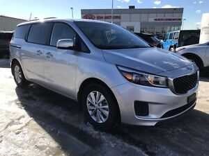 2017 Kia Sedona LX | 3rd Row Seating | Backup Camera