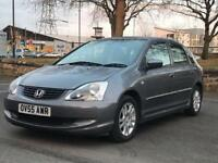 HONDA CIVIC 1.7 SE CDTi*£1450*DIESEL*SERVICE HISTORY*MANUAL*CHEAP TO RUN*PX WELCOME*DELIVERY