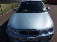 Rover 25 2002 1.4 Petrol, 3 Doors car