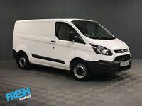 Ford Transit Custom 2.2 TDCI 290 L1H1 Van 2016(66) - September 2019 Ford Warranty