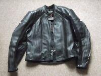 Frank ThomasXTi Series Leather Jacket UK-46