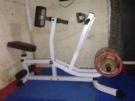 Weights machine