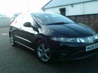 2008 08 Honda Civic 1.8i-VTEC i-Shift SE ** SEMI-AUTOMATIC **