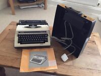 Typewriter - Vintage Brother Electric 3600