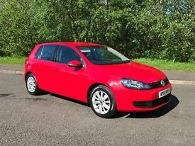 2012 VOLKSWAGEN GOLF 1.6 TDI BLUEMOTION***FINANCE AVAILABLE***£30 ROAD TAX***(NOT AUDI A3 BMW)