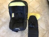 COSSATO PRAM AND PUSHCHAIR/CABI 3 in 1