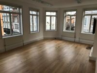 Beautiful Light Office to Rent in Soho, London
