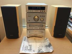 Technics SC-HD510 / HD310 Stereo system