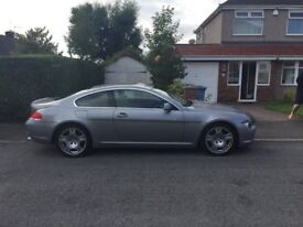 BMW 645 V8 Auto, i Drive, Electric Leather, FSH