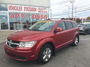 2009 Dodge Journey SXT, Wow DVD Inclus, Caméra de recul
