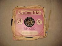Collection Of 78 rpm Records (Mainly Jazz/Rag Music)