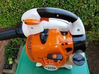 stihl bg86 petrol leaf,blower,as sh86,bg85,sh85 in very clean and good condition