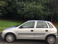 2003 AUTOMATIC VAUXHALL CORSA. BRILLIANT DRIVE.LONG MOT.CHEAP FUEL.CHEAP INSURANCE.GREAT FIRST CAR