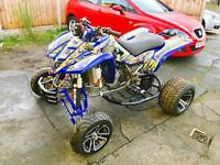 SUZUKI LTZ 400 QUAD BIKE BIG SPEC BARGAIN...YAMAHA RAPTOR KTM YFZ POLORIS CAN AM KAWASAKI POLARIS