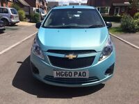 Chevrolet Spark Plus 1.0 LOW MILEAGE - 5 Door - 1 Owner - like Clio golf fiesta 207