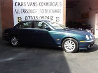 Jaguar S Type 3.0 (Executive) Full Leather Interior