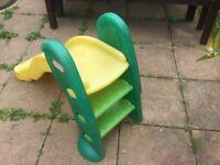 Little tikes toddler slide