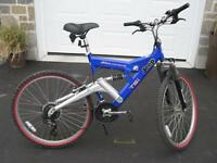 Mountain bike, 21-speed, Jeep Comanche TSi for sale