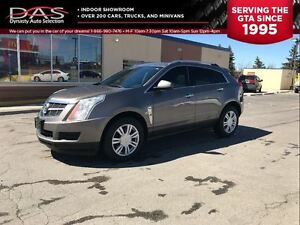 2011 Cadillac SRX Luxury Collection Panoramic Roof/Leather