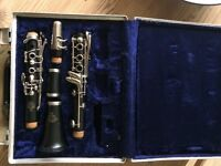 Free clarinet (damaged - good for parts)