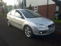 2007 Ford Focus 1.8 LX *12M MOT* FSH*Cheap reliable bargain