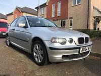 54/2004 BMW 320 Turbo Diesel SE Compact