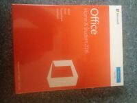 Microsoft office home & student 2016 new unwrapped