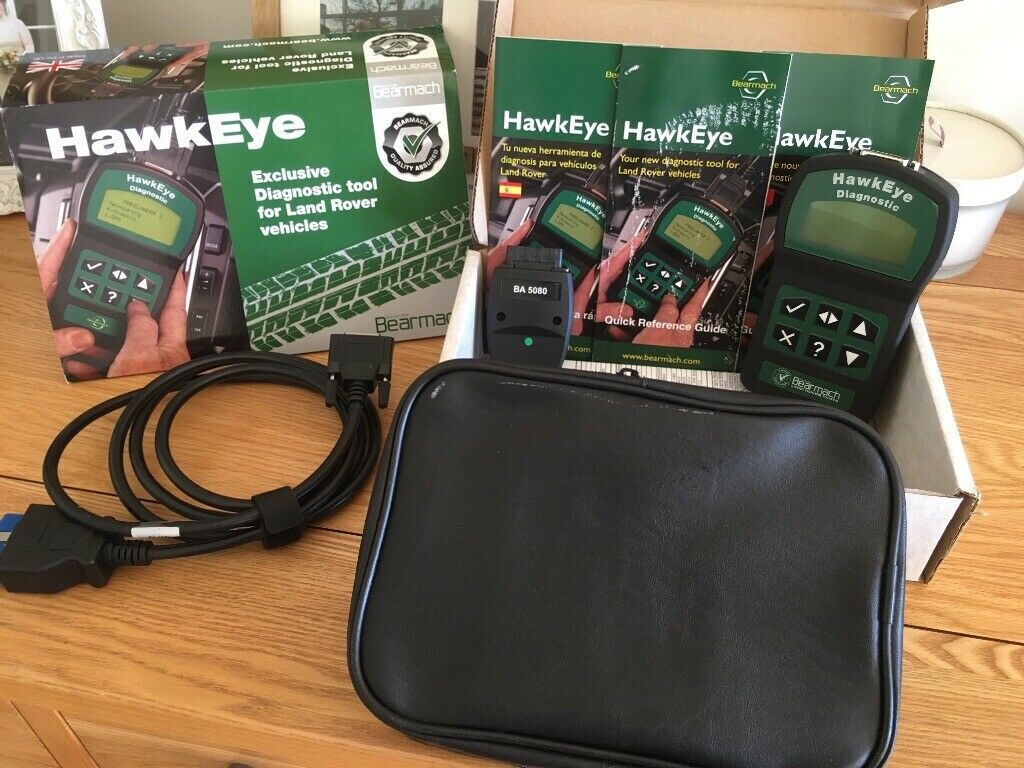 Bearmach Hawkeye Diagnostic Tool For Landrover Discovery