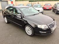VOLKSWAGEN PASSAT HIGHLINE PLUS, 2010, FULL LEATHER HEATED SEATS *DRIVE THIS AWAY FROM £34 A WEEK*