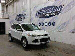 2015 Ford Escape SE W/ 4WD, Leather, My Ford Touch, Alloy Rims