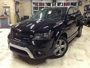 2016 Dodge Journey CROSSROAD.TOIT OUVRANT.CAMERA.CUIR.7 PASSAGER
