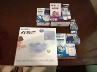 Phillips avent feeding set