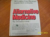 ALTERNATIVE MEDICINE,  Deepak Chopra, M.D.