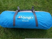 Vango gamma 450 in used condition! Still plenty life in it! Can deliver or post!