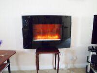 2kw electric rotisserie fan heater