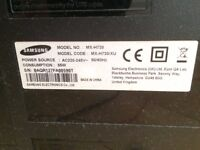 Samsung MX-H730 Mini Audio System 600W (Bluetooth) for sale.