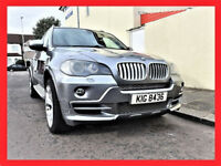 7 Seater -- BMW X5 - 3.0d SE xDrive AUTOMATIC Diesel -- Cream Leather -- Glass Pan Roof -- Body Kit