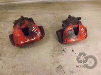 Ford Focus (2004-2010) Pair of brake calipers caliper ref.7l2