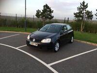 2009 VW GOLF 1.4 AUTOMATIC SERVICE HISTORY NEW MOT