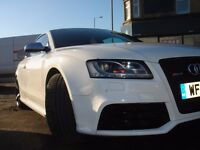 AUDI S5 RS5 CONVERSION FSH 4.2 LOUD HEAD TURNER