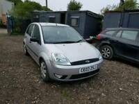 FORD FIESTA. 1.4 PETROL. 5 DOOR. PX TO CLEAR