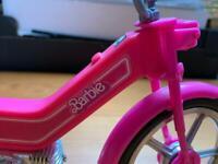 Vintage Barbie Bike