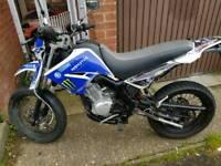 Yamaha xt 125 2008.