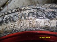 Continental VancoContact Tyre 185/60 R17 Brand New