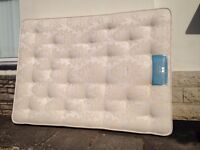 Double mattress , spotless , 2 available