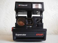 Polaroid Camera Supercolor SE670 AF